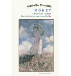 Monet, la femme et l'enfant dans le champ de coquelicots