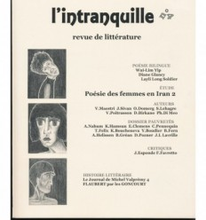 L'intranquille n°4