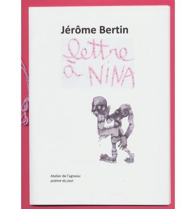 Lettre à Nina