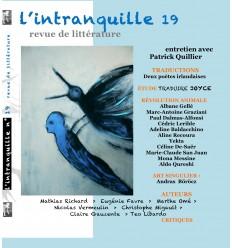 L'INTRANQUILLE N°19